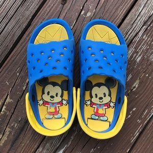 Other - Mickey Mouse Clogs